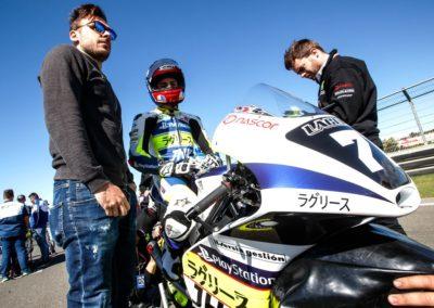 Rossi Valencia grid