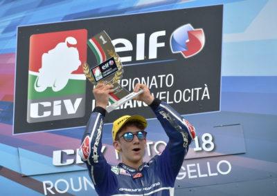 71 ROSSI,Gresini,Honda,Moto3,podium