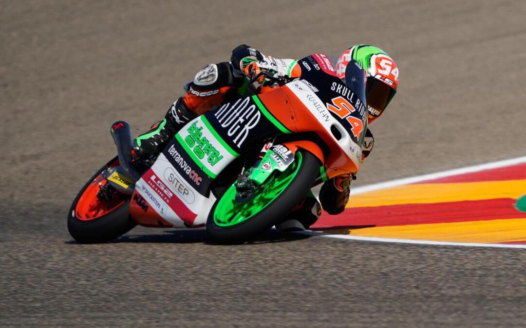AragonGP con poche soddisfazioni per Rossi