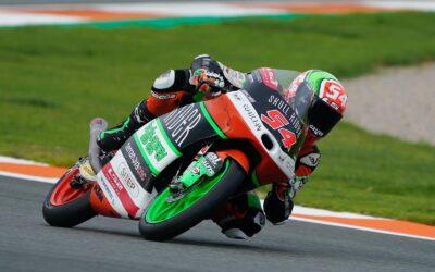 Rossi 23° Gp di Valencia
