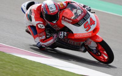 Rossi conclude 19° il #DohaGP