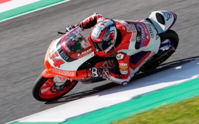 Week-end difficile per Rossi
