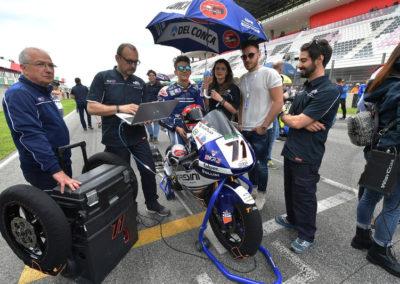Riccardo Rossi 71 - Grid Round 3
