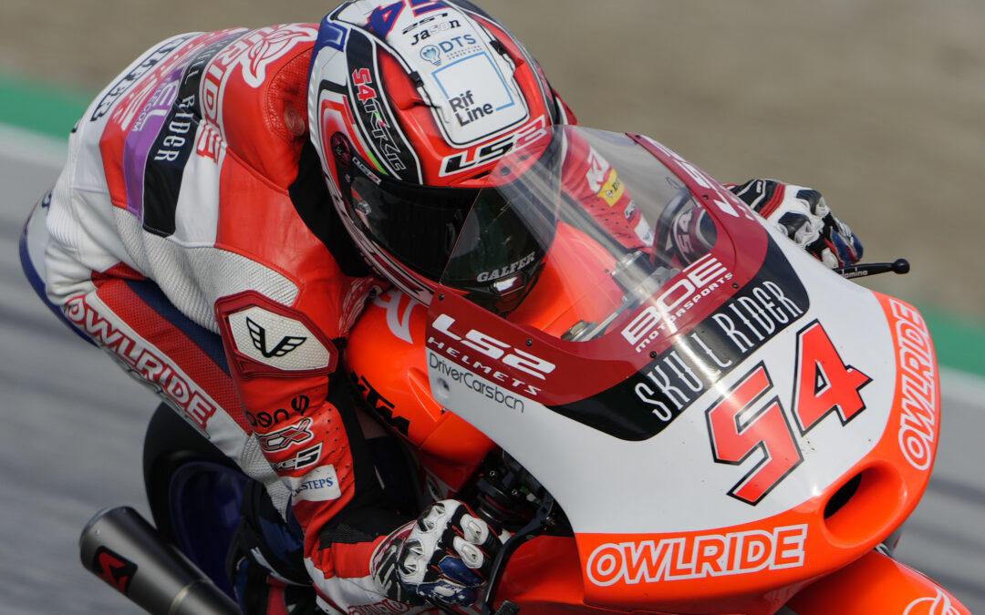 #AustrianGP – Problemi fisici rallentano Rossi
